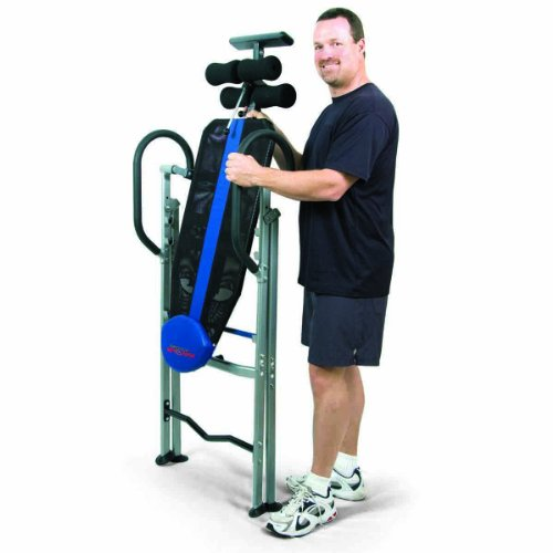 elite fitness inversion table assembly instructions