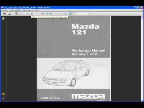 1998 ford festiva workshop manual pdf