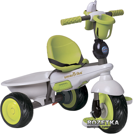 smart trike dream green instructions