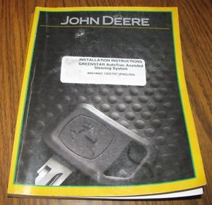 john deere ty6665 installation instructions