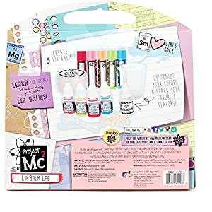 project mc2 lipstick instructions