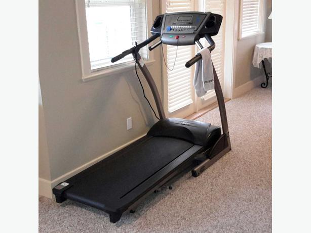 Free spirit treadmill model 122 manual