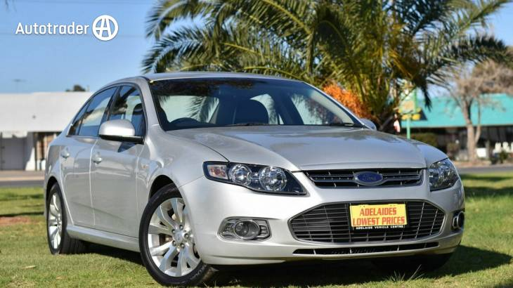ford falcon fg g6 ecoboost service manual