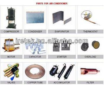 Air conditioner spare parts list pdf