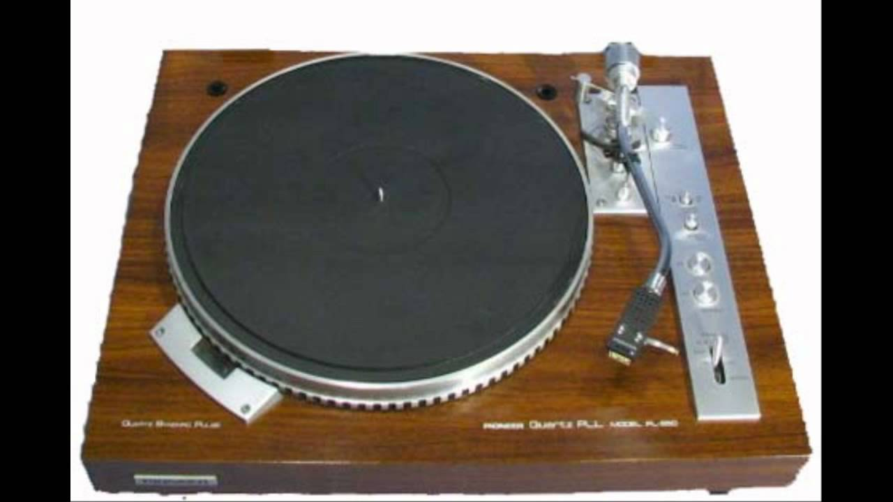 pioneer pl 4 turntable manual