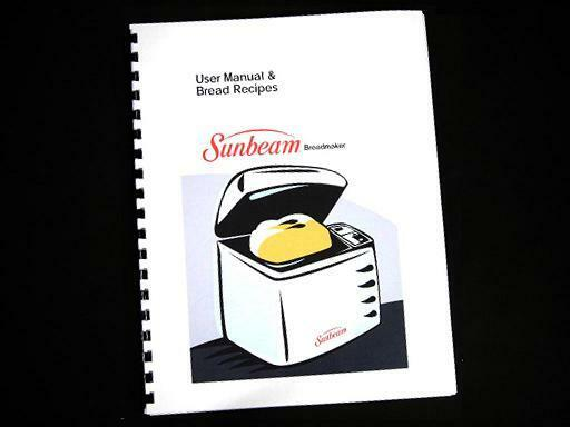 sunbeam coffee machine instruction manual