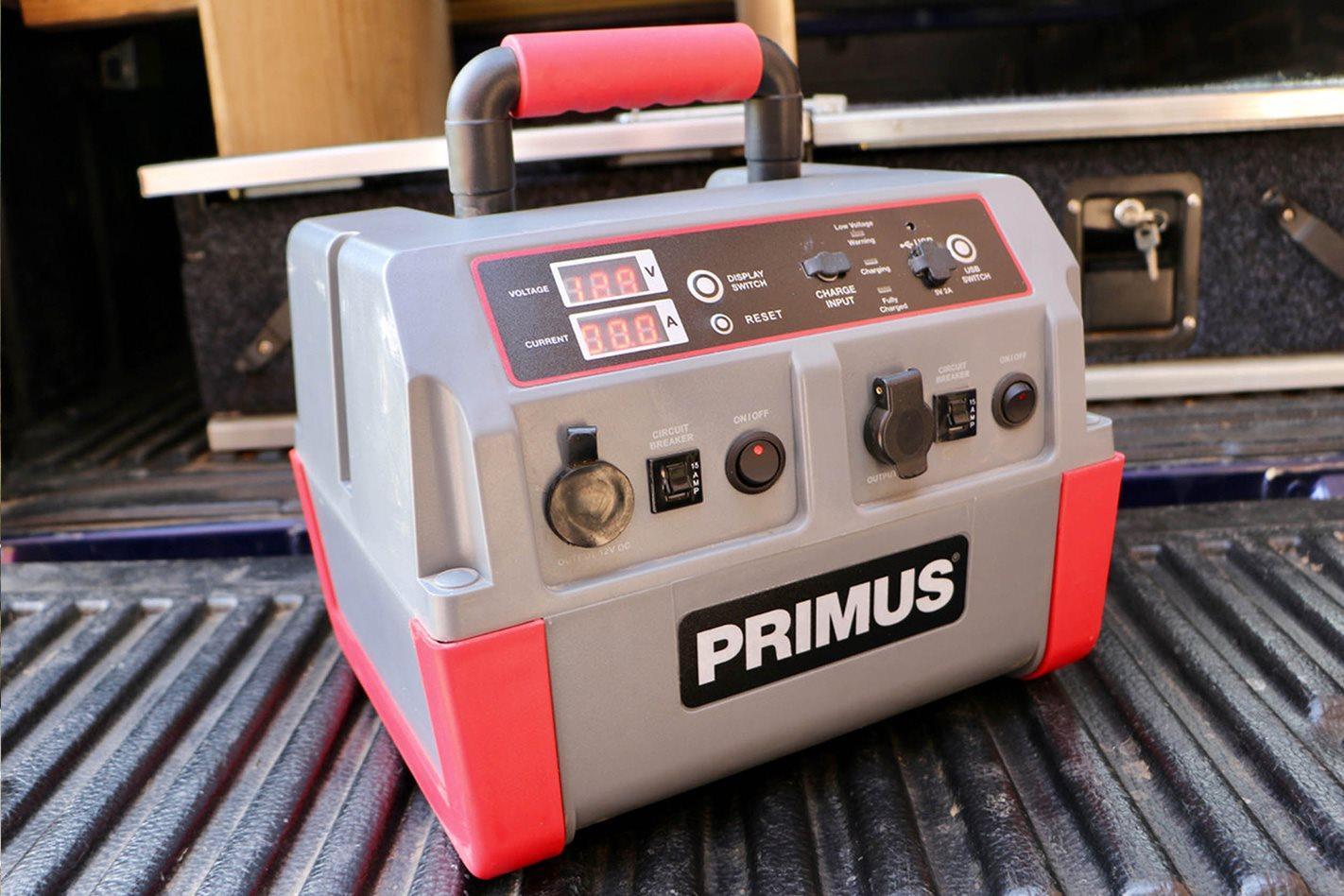 primus portable power pack 44ah manual