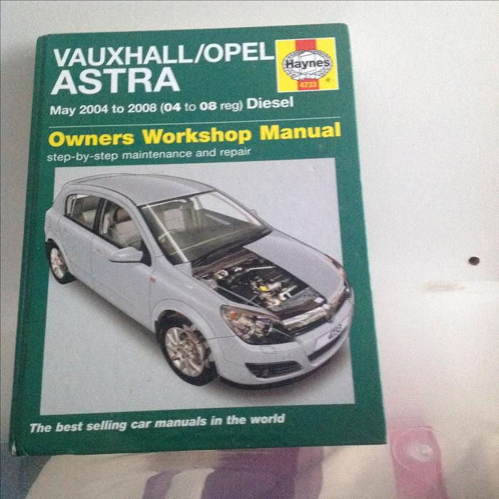 vauxhall astra haynes manual free download