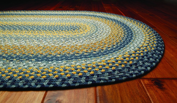how to make braided rugs instructions