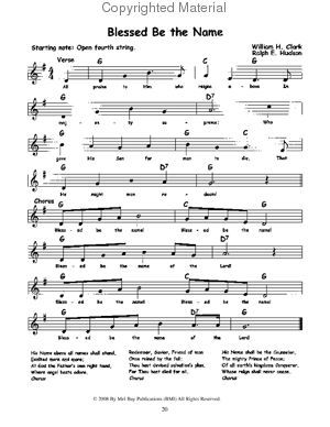 Christian songs guitar chords pdf