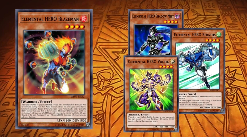 Masked hero deck how to build