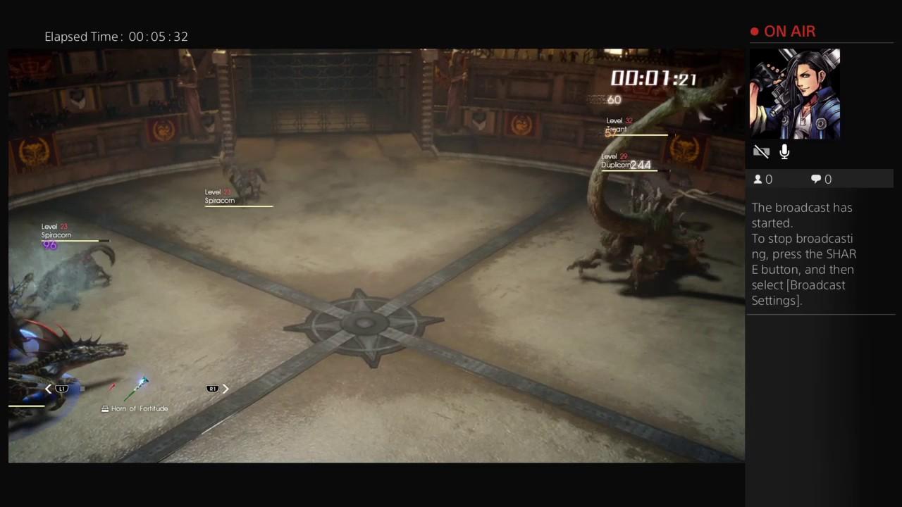 Final fantasy vi colosseum guide