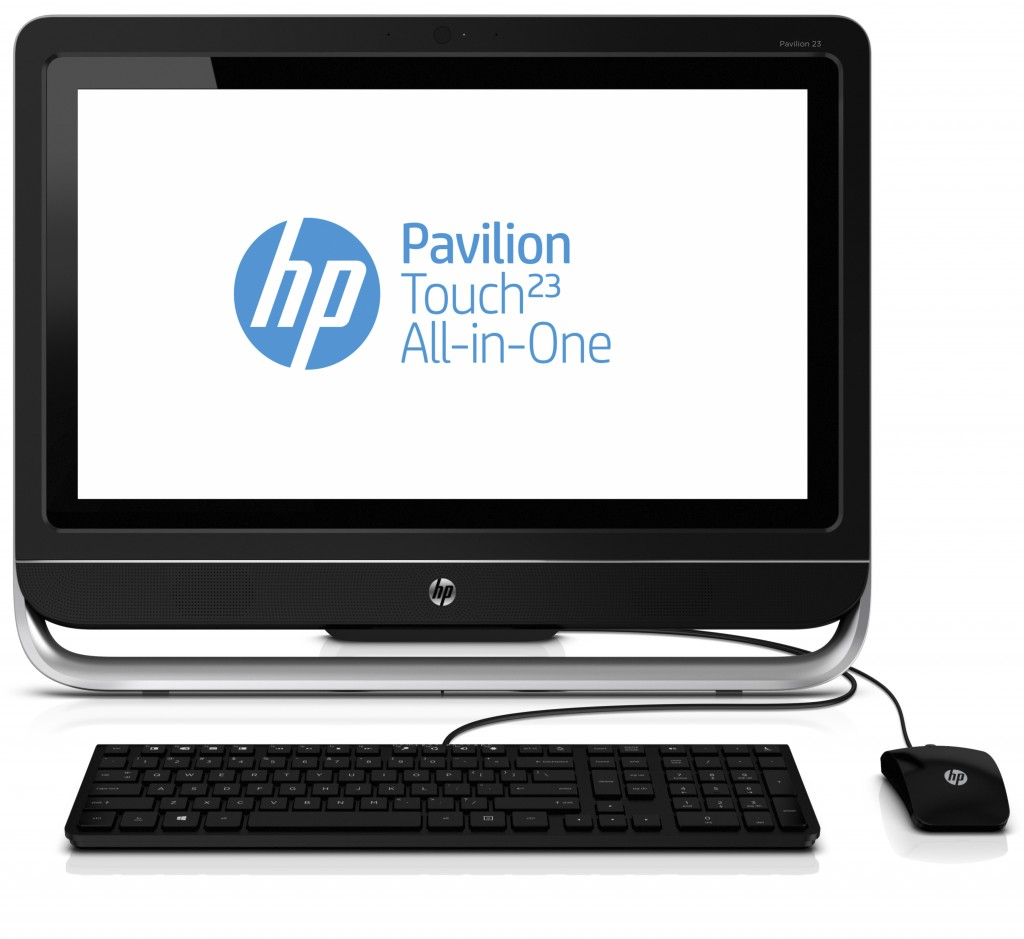 hp pavilion 23 all in one pc manual