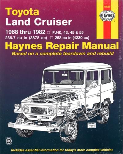 toyota land cruiser hzj75 workshop manual