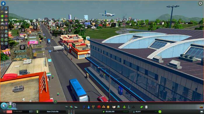 Cities skylines how to produce food