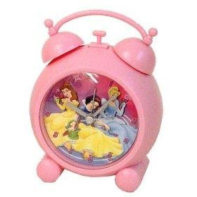 disney princess alarm clock instructions