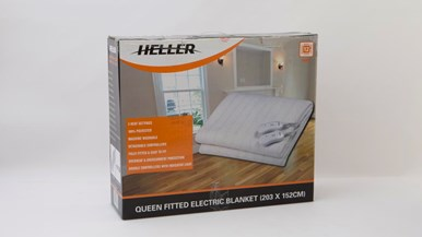 goldair electric blanket instructions