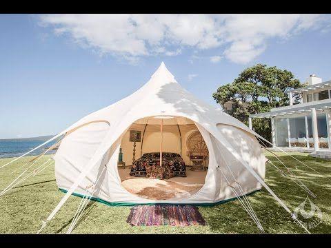 Lotus belle tent instructions
