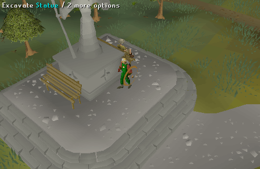 Osrs how to make your butler follow you