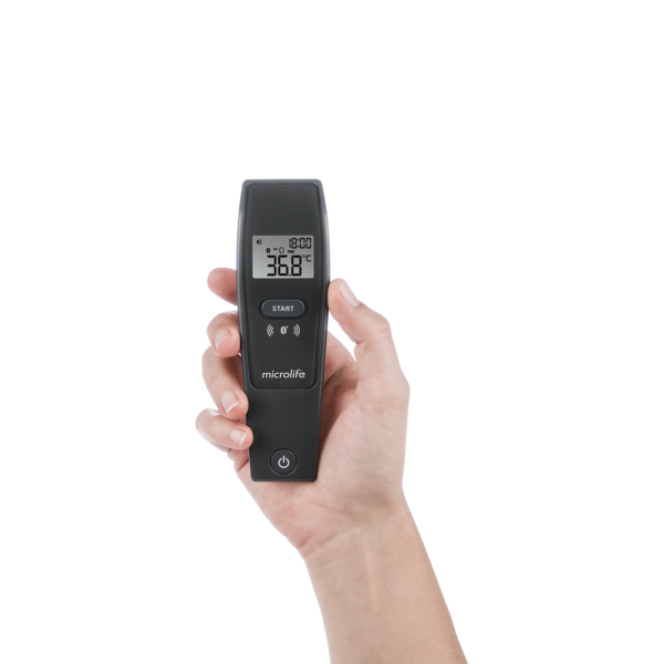 microlife infrared forehead thermometer manual