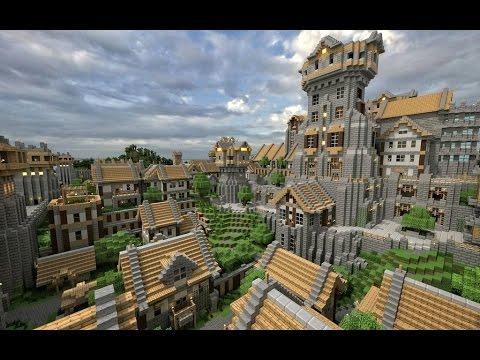Minecraft how to make kingdom