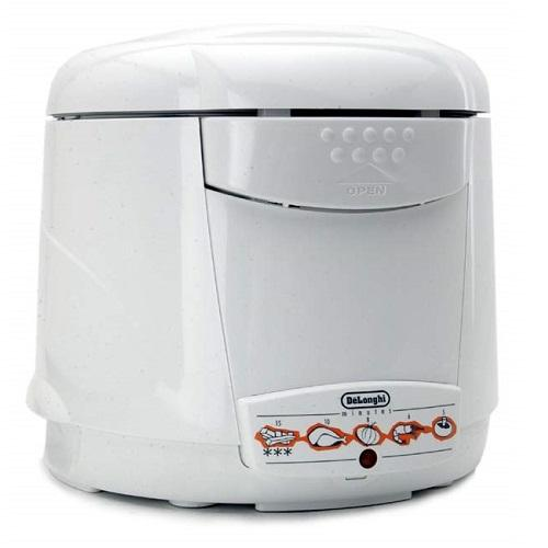Delonghi deep fryer instructions