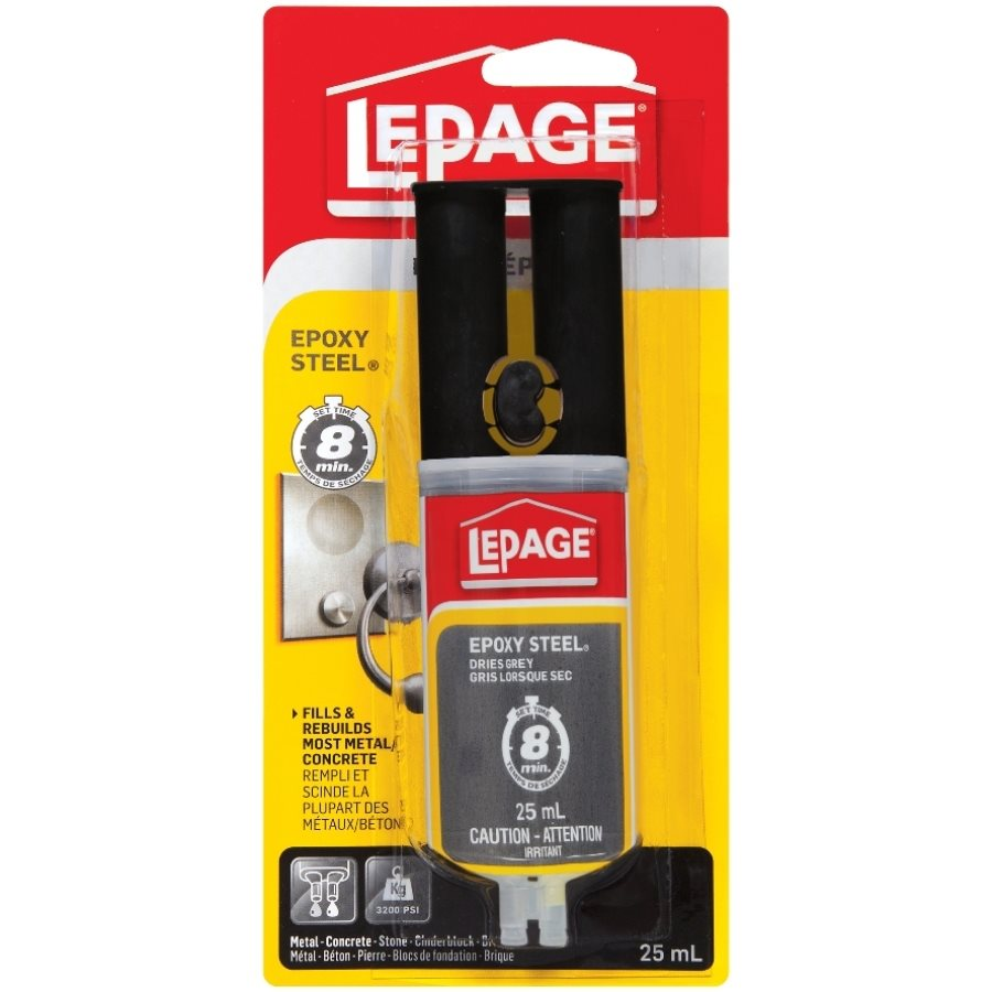 lepage 5 minute epoxy instructions