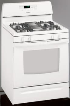 whirlpool self cleaning gas oven instructions