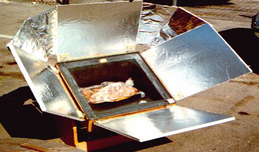 solar oven designs instructions