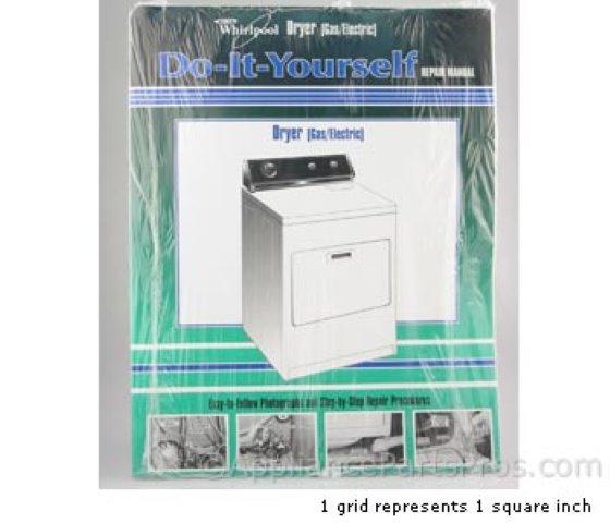 maytag admiral washer repair manual