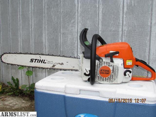 stihl farm boss chainsaw manual