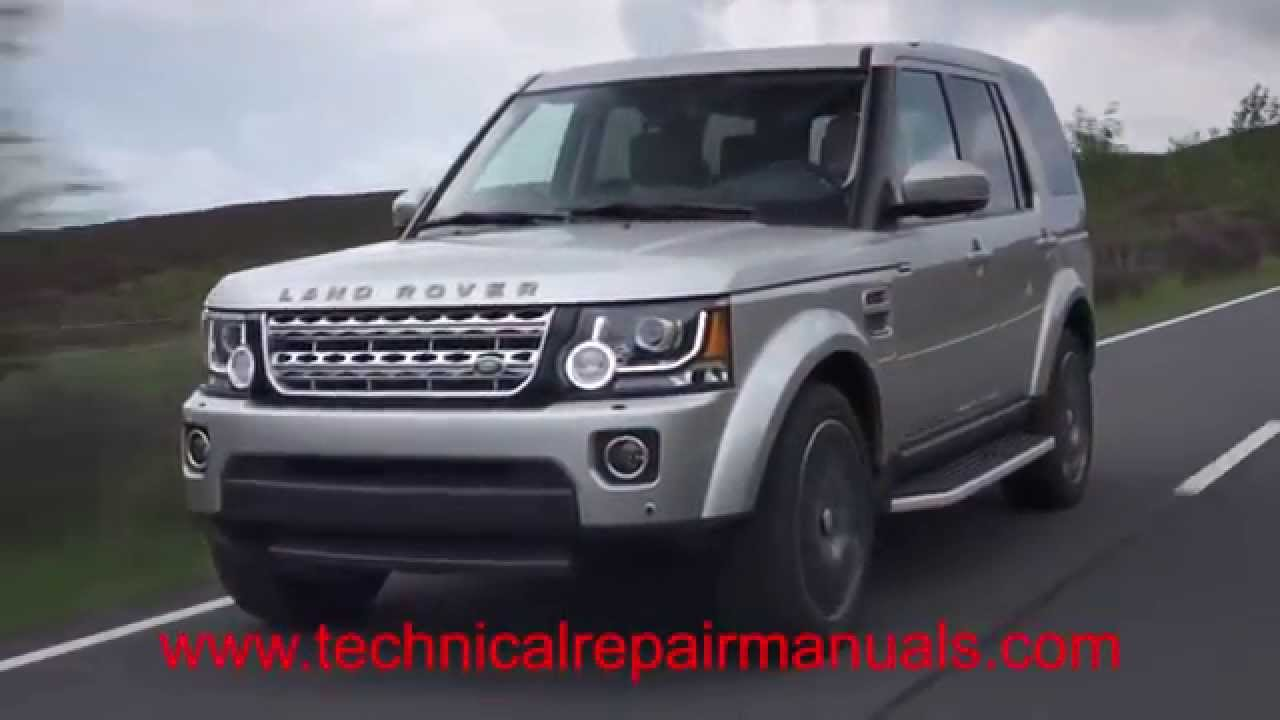 Land rover discovery 4 2012 brochure pdf