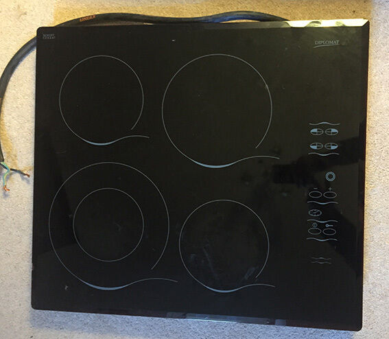 hotpoint induction hob instructions