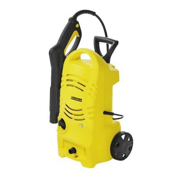karcher k1900 pressure washer instruction