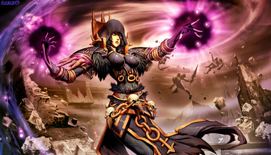 Warlock and boobs game guide