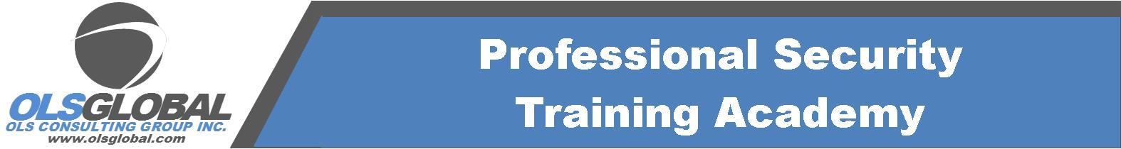 alberta basic security training manual