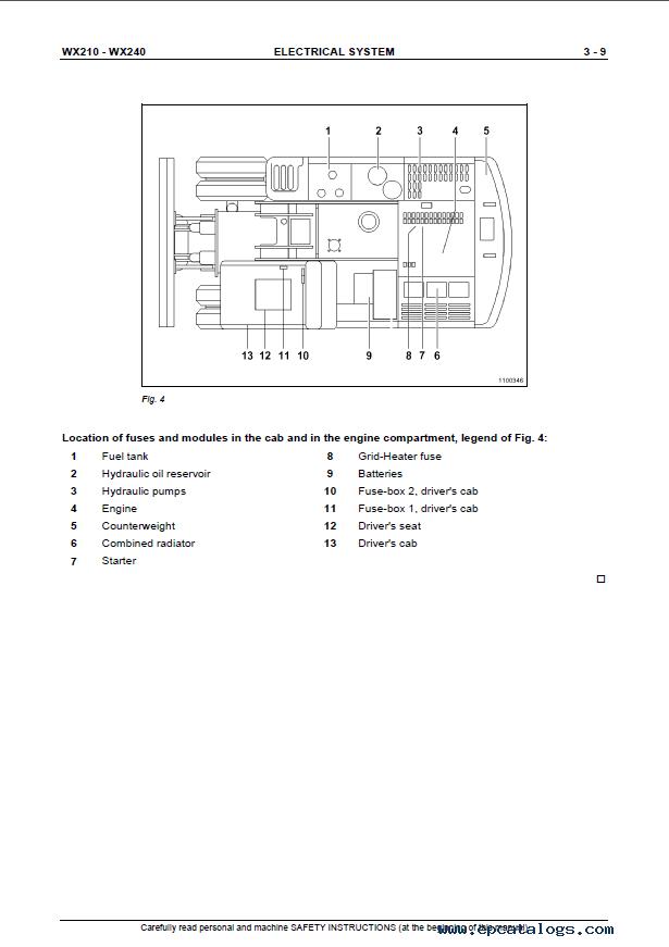 Poclain hydraulic motor repair manual