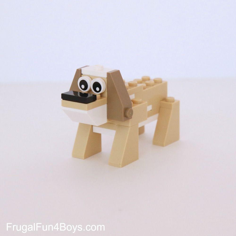 lego 10704 instructions dog
