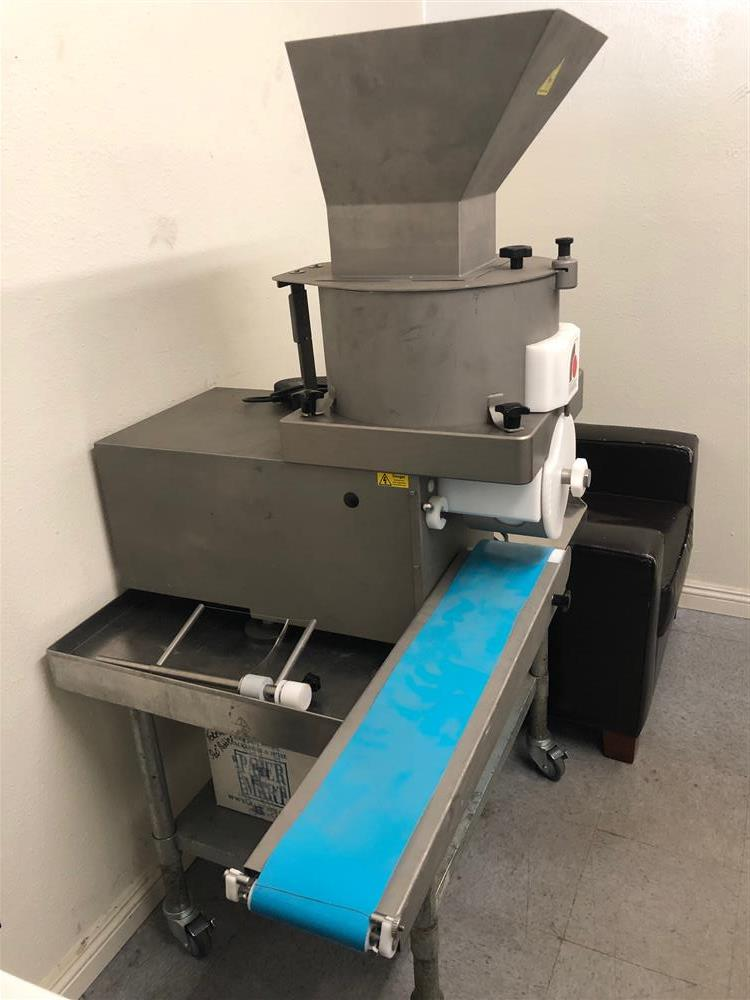 Used manual cookie depositor for sale