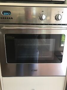 omega wall oven fan forced oven manual