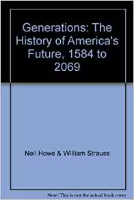 Generations strauss and howe pdf