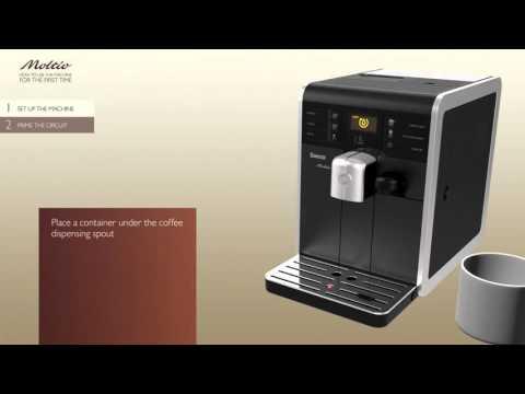Merol coffee machine owners manual