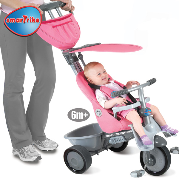 Smart trike recliner 4 in 1 instructions
