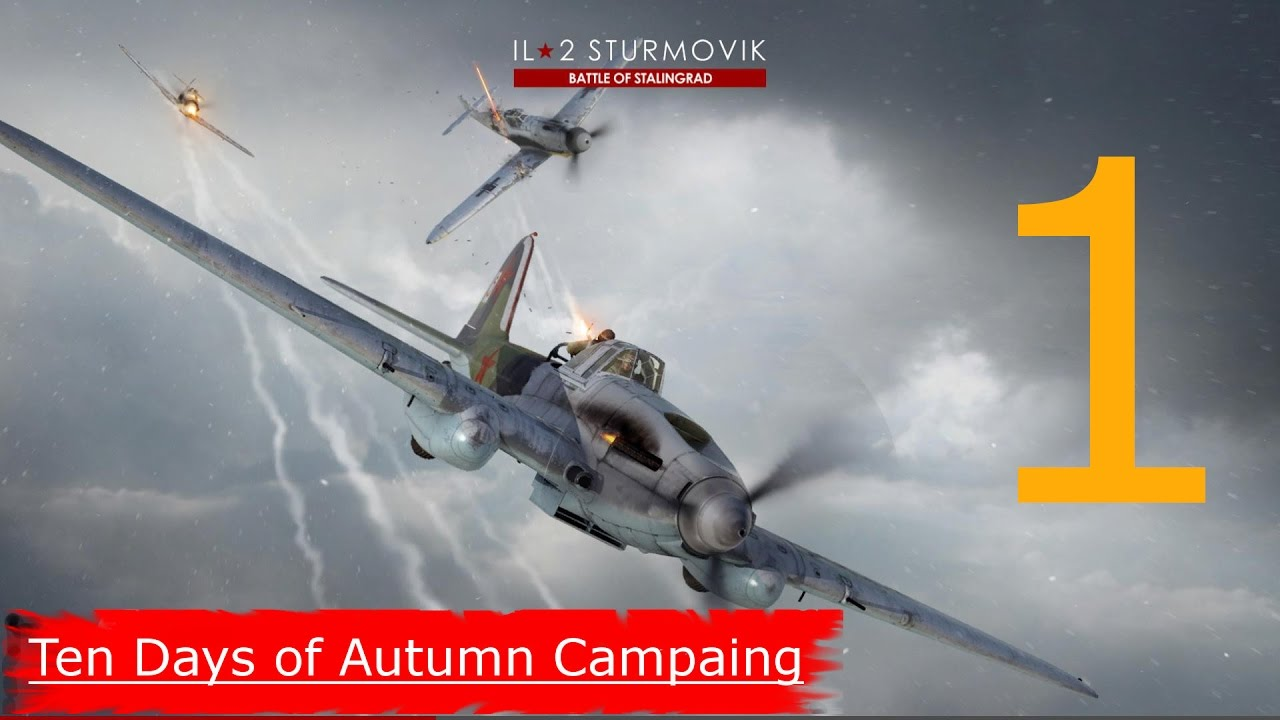 Il2 battle of stalingrad manual