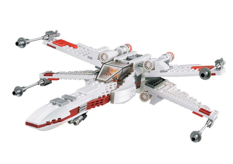 lego star wars x-wing fighter 75032 instructions