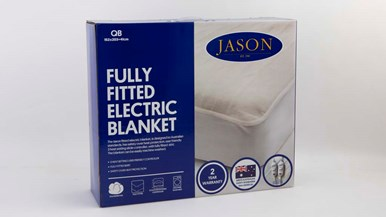 goldair electric blanket instructions