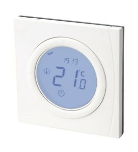 danfoss heated floor thermostat instructions