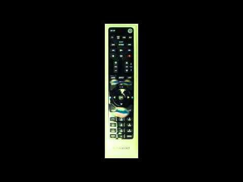 Polaroid remote control rc 201 manual