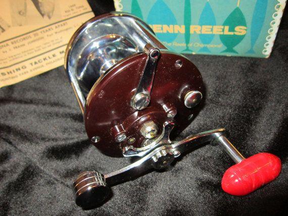 Penn fishing reel repair manual
