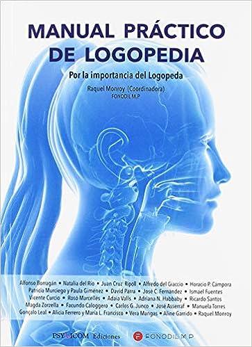 Manual de logopedia y foniatria mexico